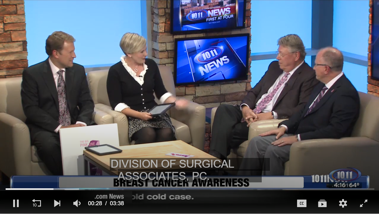 Lincoln doctors talk about breast cancer